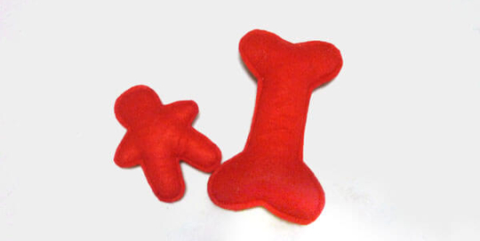 Christmas Cat Toys Set of 2