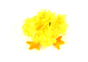 Plush Chicken Puppy Toy for Small Dog