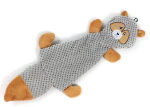 Stuffing Free Floppy Squeaker Dog Toy