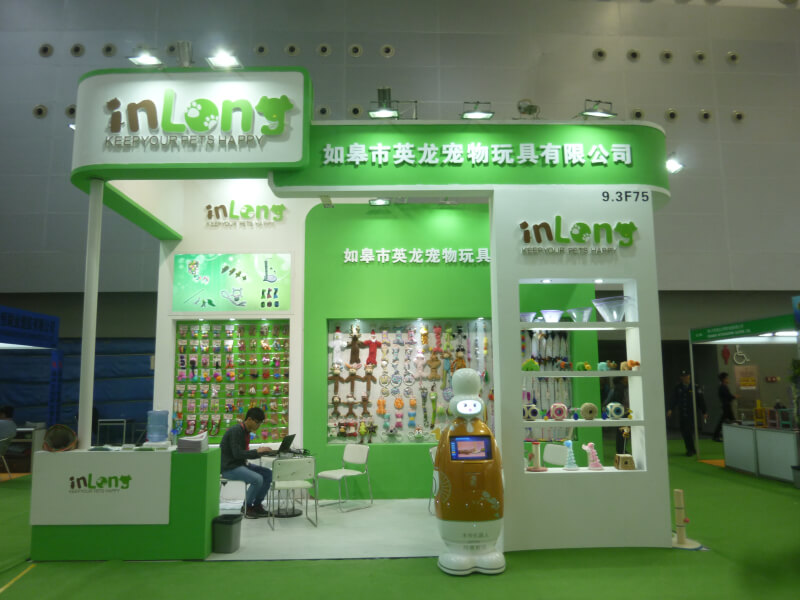 CIPS 2016 booth