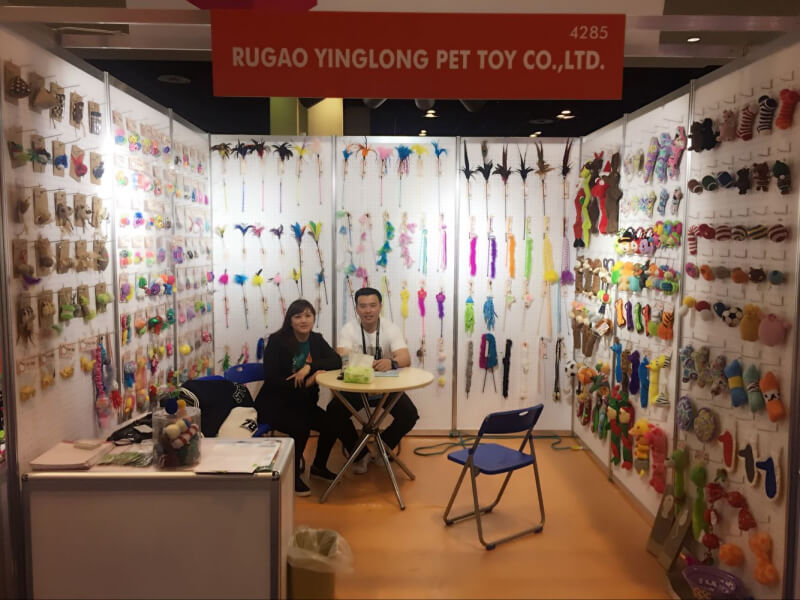 Booth overview